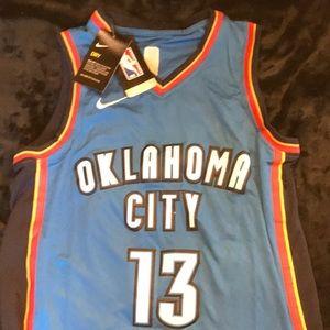 OKC medium Nike swingman Jersey #13